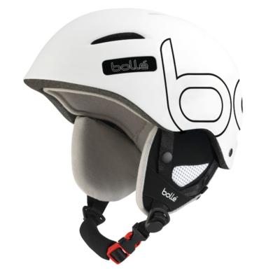 Bollé B-Style Soft White & Black
