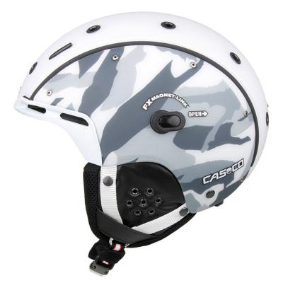 CASCO SP-6 Airwolf Camo white-black-grey