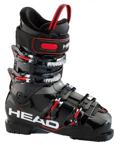 Lyžiarky HEAD Next Edge 75 Black/Anthracite Red 16/17