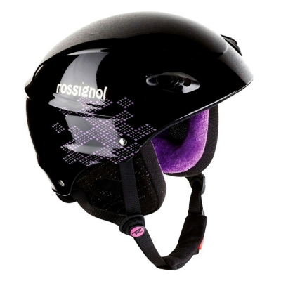 ROSSIGNOL Toxic Black/Purple