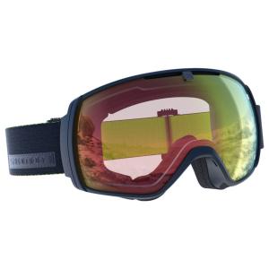 Fotochromatické lyžiarske okuliare SALOMON XT One Photo, AW/RED