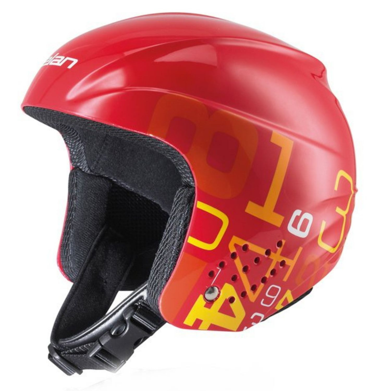 Lyžiarska prilba ELAN FORMULA RED Červená 51-55 cm