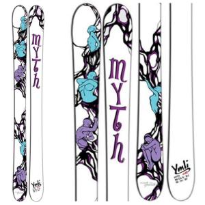 Freestyle lyže SPORTEN Ymli Myth