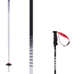 Lyžiarske palice VÖLKL Speedstick Black / White - 18/19