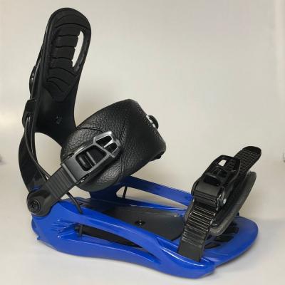 Snowboardové viazanie SP Master PRO Black/Blue