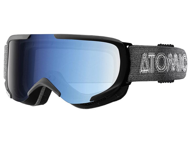 Lyžiarske okuliare ATOMIC SAVOR S PHOTOCHROMIC Čierna