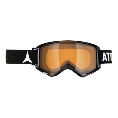 ATOMIC SAVOR M black / orange