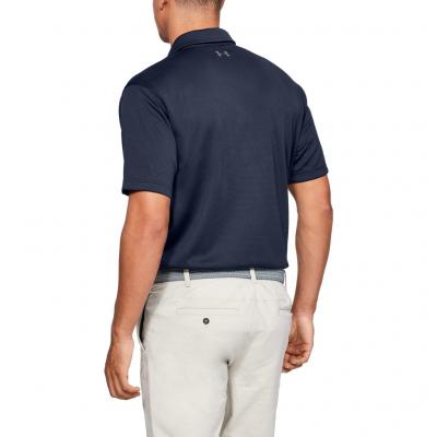 Polo tričko UNDER ARMOUR Tech Polo Blue
