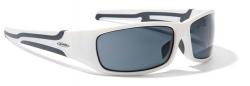 Športové slnečné okuliare ALPINA Wahoo biele