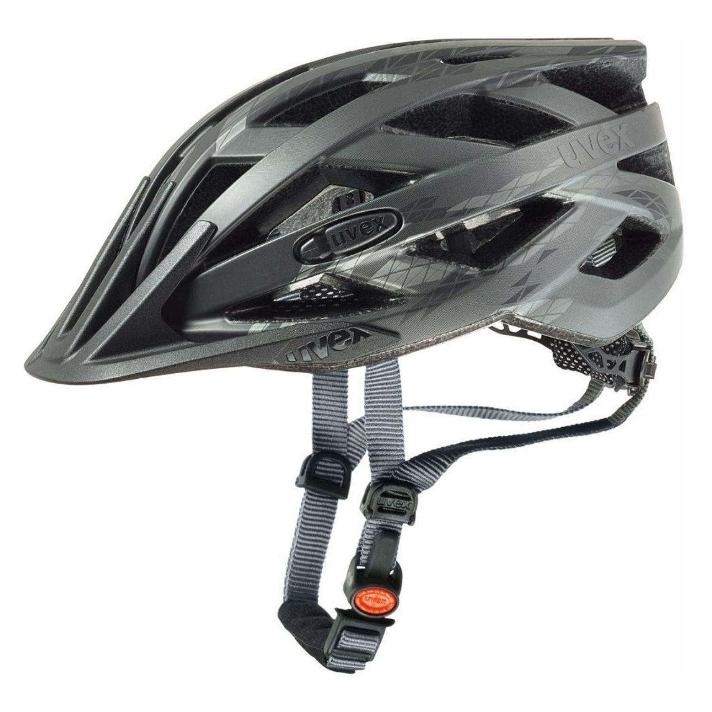 Cyklistická prilba UVEX I-VO CC Black/Grey Antracitová 56-60 cm