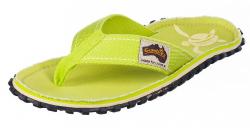 Žabky GUMBIES Islander Lime/Turtle
