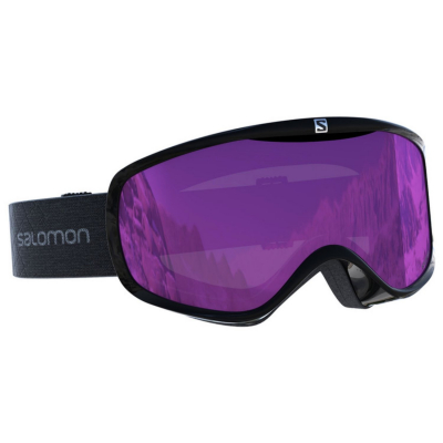 SALOMON Sense BLACK/RUBY