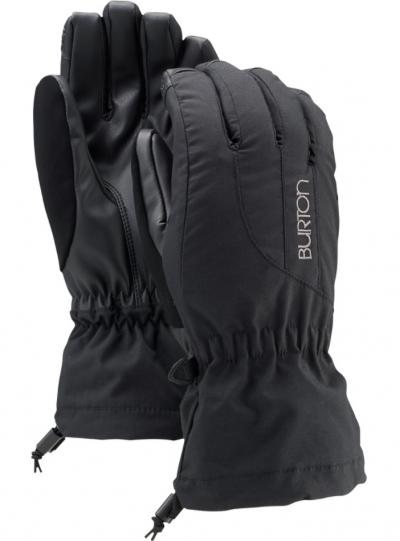 Rukavice BURTON WB PROFILE GLV TRUE BLACK - 17/18