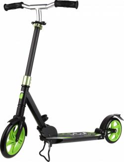 Kolobežka STUF Speedster Black / Green