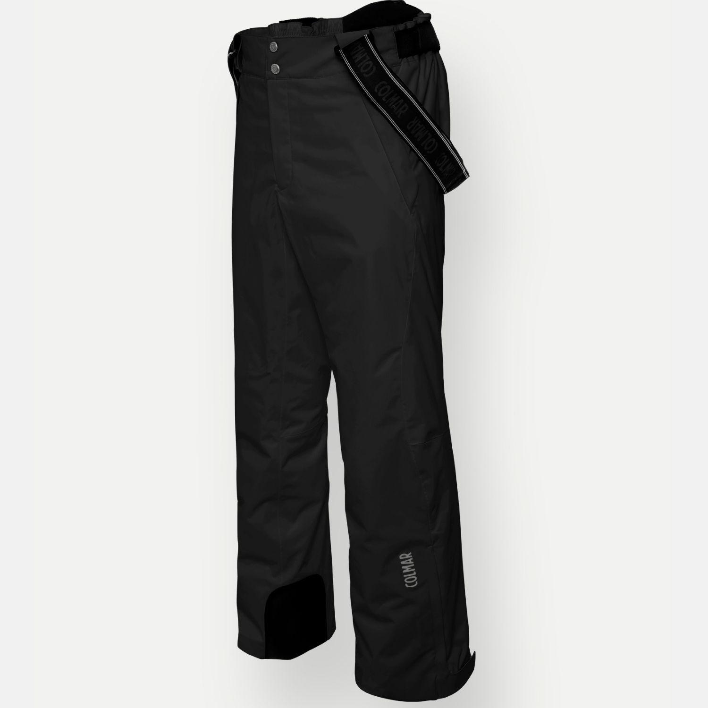 Pánske lyžiarske nohavice COLMAR Sapporo Black Čierna XXL