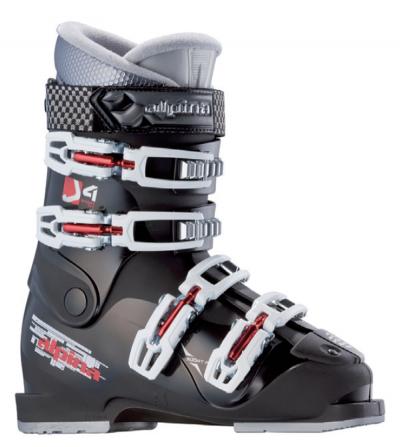 Zjazdové lyžiarky ALPINA J4 Black
