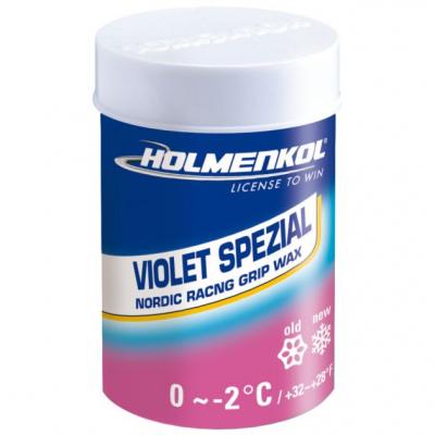 Vosk HOLMENKOL VIOLET GRIPWAX SPEZIAL - 17/18