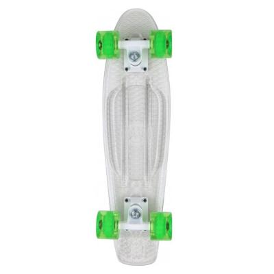 Skateboard STUF Flash Retro