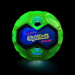 Futbalová lopta TANGLE NightBall Soccer Midi
