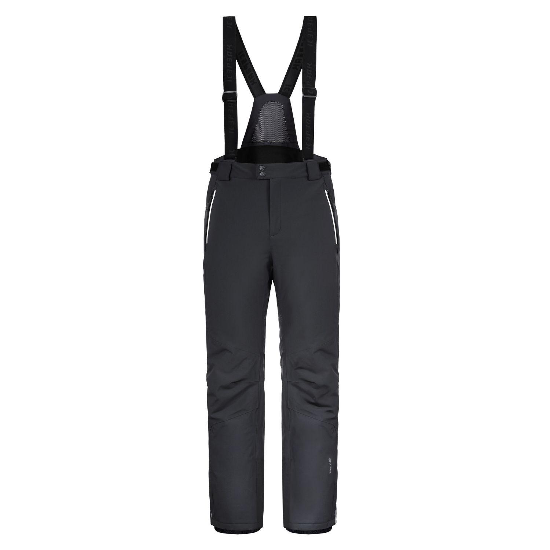 Lyžiarske nohavice ICEPEAK Nalo Black Čierna XXL