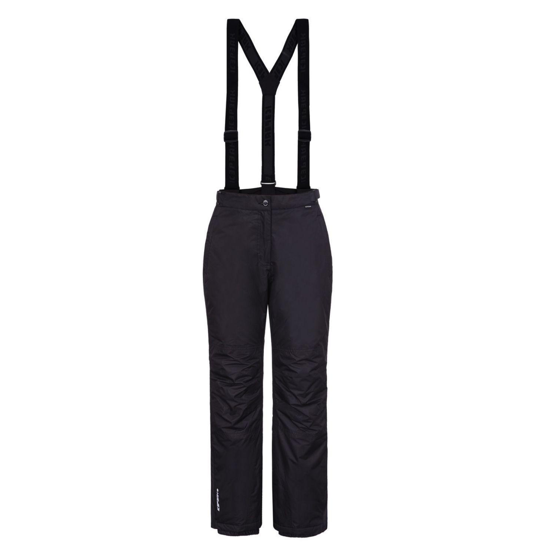 Dámske nohavice ICEPEAK Trudy Black Čierna 3XL