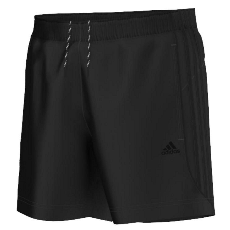 Šortky ADIDAS ESS 3S Chelsea Black Čierna XL
