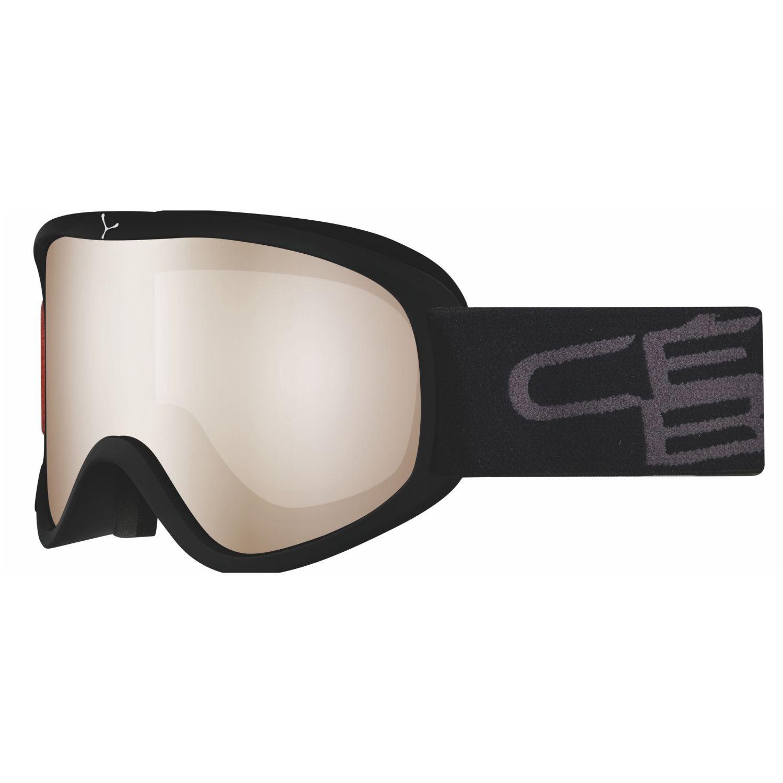 Lyžiarske okuliare CÉBÉ Razor L Mat Black Čierna Normálna veľkosť