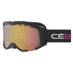 Lyžiarske okuliare CÉBÉ Cheeky Black & Pink