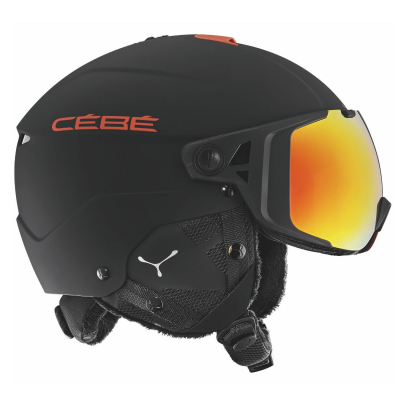 CÉBÉ Element Visor Matt Black