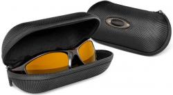 Púzdro na slnečné okuliare OAKLEY Large Soft Vault Black
