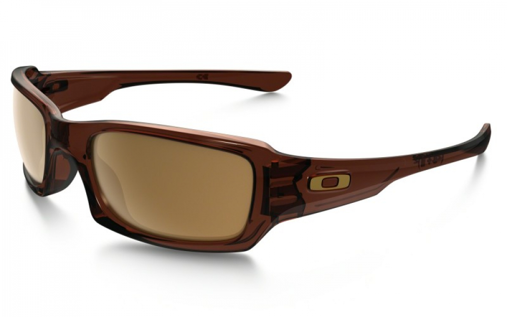 Slnečné okuliare OAKLEY Fives Squared Pol Rtbr w  Dk Bronze faf06551950