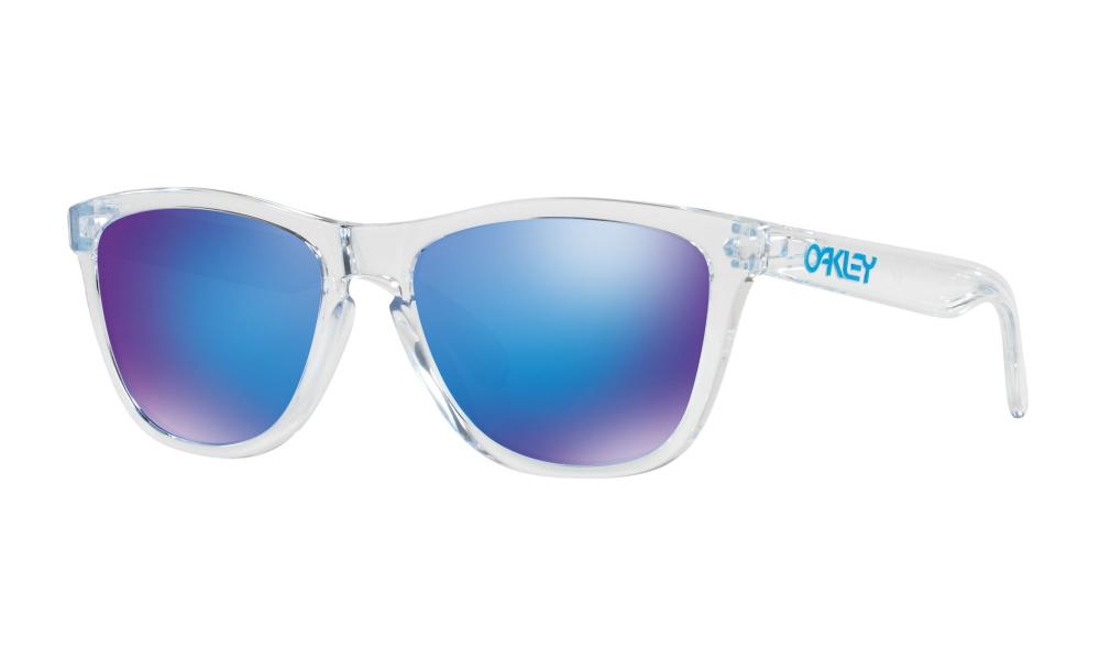 Slnečné okuliare OAKLEY Frogskins Crystal Clear w  Sapph Irid f19eeae8853