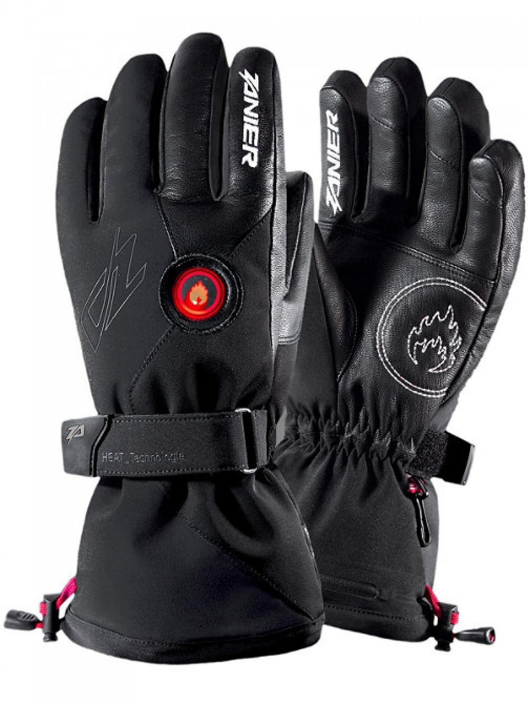 Pánske vyhrievané lyžiarske rukavice ZANIER Heat.GTX® 9030fcdbce7
