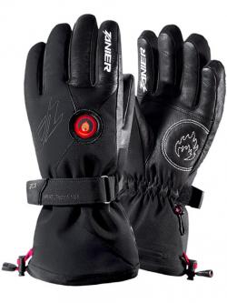 Pánske vyhrievané lyžiarske rukavice ZANIER Heat.GTX®
