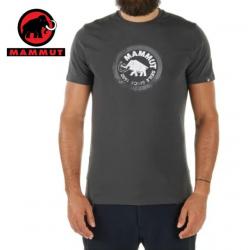 Tričko MAMMUT Seile Grey