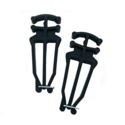 Nosič na běžecké lyže a hůlky