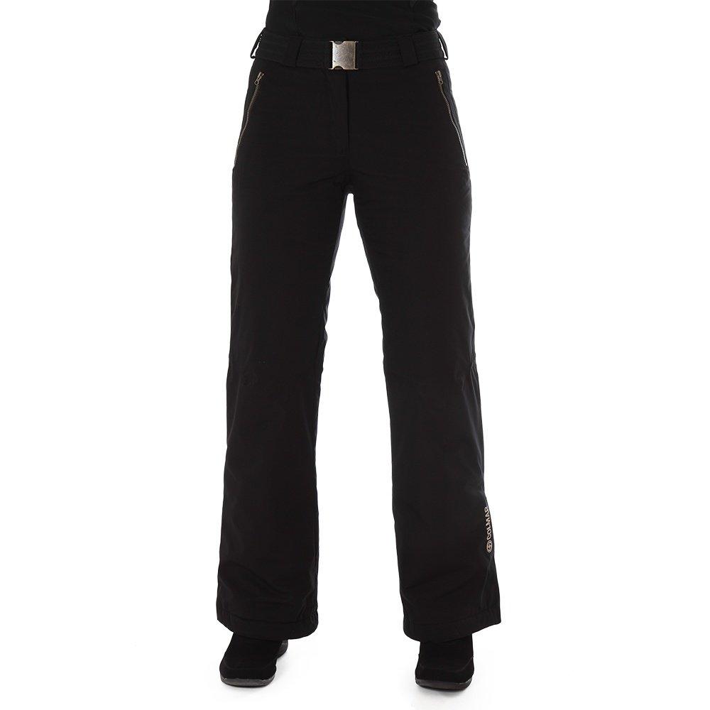 5a633d74c41f Dámske lyžiarske nohavice COLMAR Everest 0429N Čierna XL