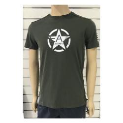 Pánske tričko EMPORIO ARMANI EA7 TRAIN ARMY