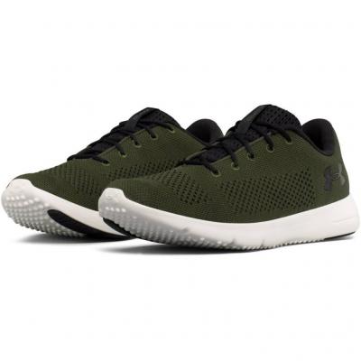Pánska obuv UNDER ARMOUR Rapid Running Shoes Green