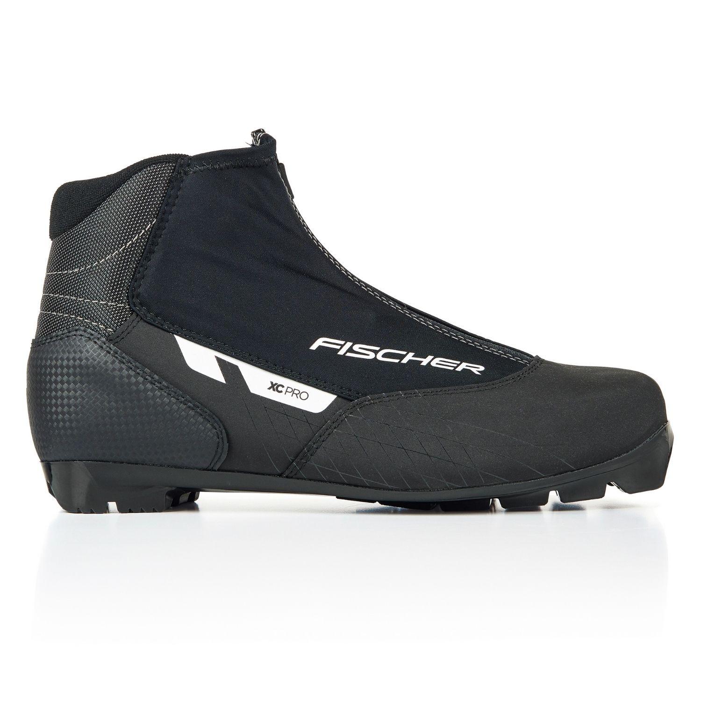 Topánky na bežky FISCHER XC Pro - NNN Čierna 42
