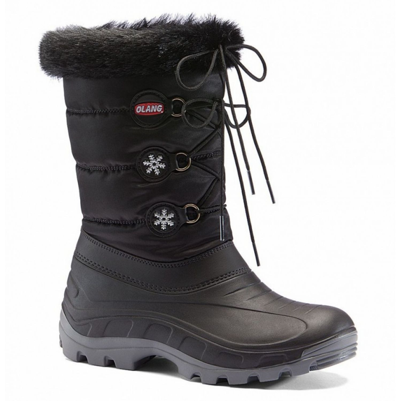 Zimná obuv OLANG Patty Black Čierna 35-36