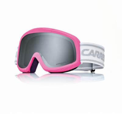 Lyžiarske okuliare CARRERA Adrenalyne Jr Pink - 17/18