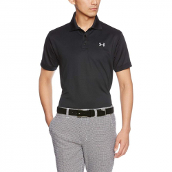 Polo tričko UNDER ARMOUR Performance Polo Black