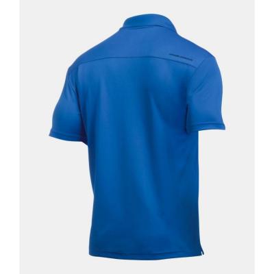 UNDER ARMOUR Performance Polo Blue