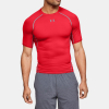 UNDER ARMOUR HG Armour SS Red