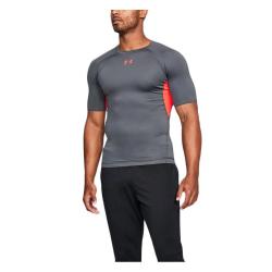 Kompresní tričko UNDER ARMOUR HG Armour SS Grey