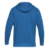 UNDER ARMOUR Threadborne Fleece Full Zip Hoodie Blue