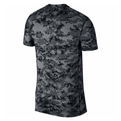 NIKE Bslyr Top SS Lsa Camouflage
