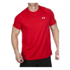 NDER ARMOUR Tech SS Tee Red