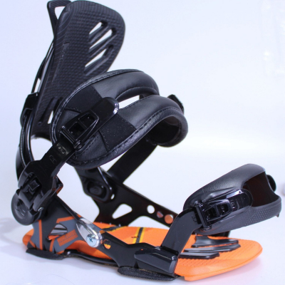 SP Core Black/Orange